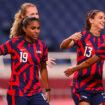 Football JO-Football: Les demies du foot féminin connues